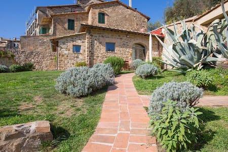 Montalcino - Suite d'Artista #2 - Montalcino - Huoneisto