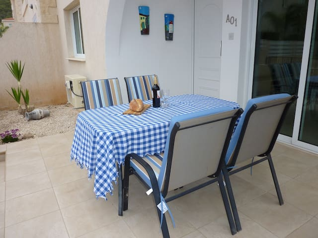 Lovely 1 bedroom Apartment Protaras