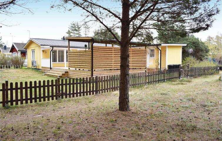 Holiday cottage with 3 bedrooms on 61m² in Mörbylånga