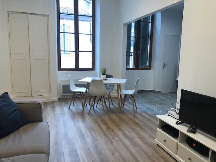 Appartement neuf T2 proche centre ville