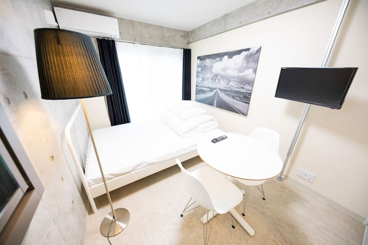 Shinjuku 10 min by train new apartment 202