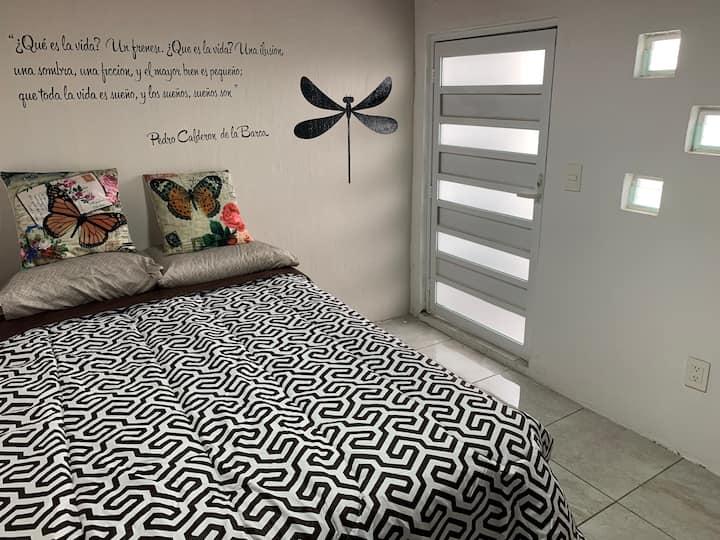 Casa García Zona Real  Habitación Privada