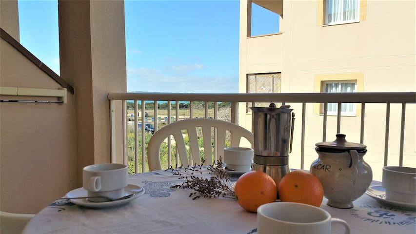 ¡LAST MINUTE!, Apartamento tranquilo en es pujols.