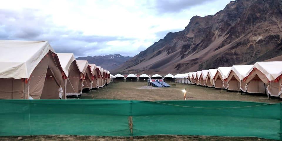 TIH Himalayan Spirit Camp, Sarchu