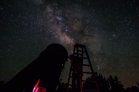 Tent 2 Portal to the Universe & Grand Canyon - Tenda