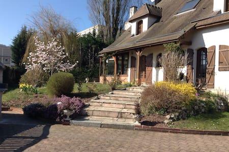Chambre privée proche de Rouen - Déville les Rouen - Szeregowiec