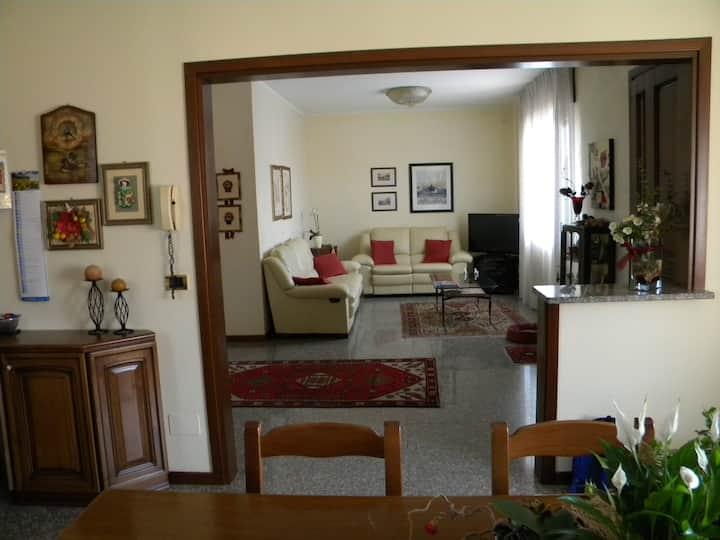 Appartamento nel cuore del Delta del Po
