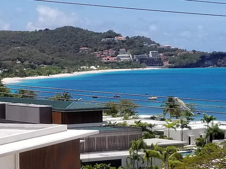 View of Grand Anse Beach from your Apartment! (#2)