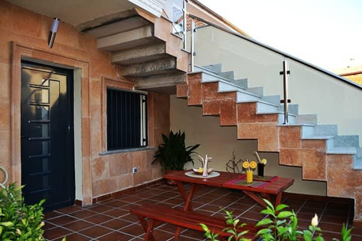 Romántico Alojamiento El lince de Granadilla