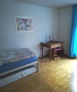 Zimmer mit separater Dusche