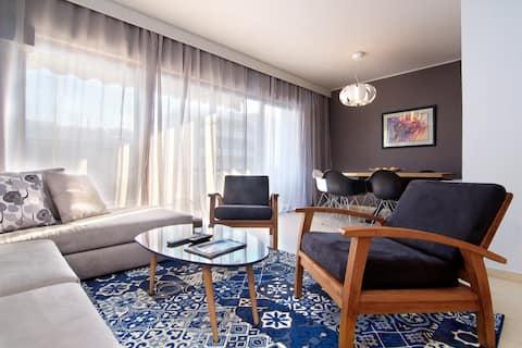 Cozy central apartment Glifadas