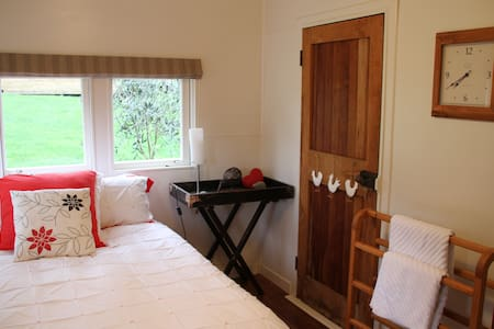 Rangitikei Farmstay - a must do kiwi experience - Marton - 小屋