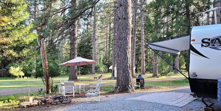 Salem 2014 RV trailer at Living Springs Resort