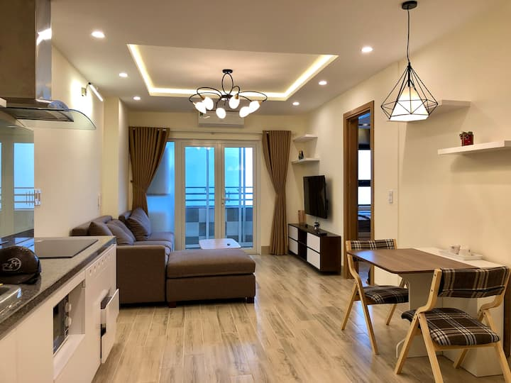 ★Da nang★ high floor,sea view, 4 stars, 2 bedrooms