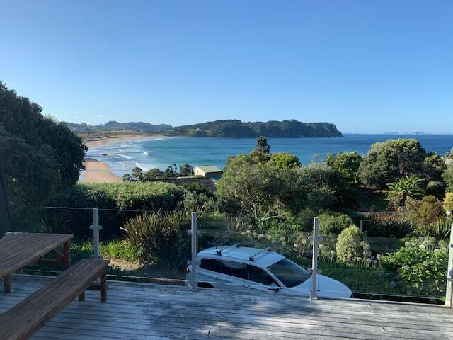 Hot Water Beach Coromandel ,Magnificient sea views