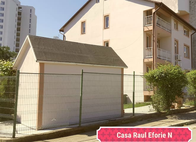 Casa Raul Eforie Nord