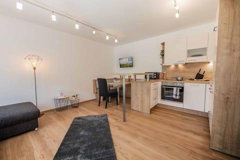 Ferienwohnung Alpenland - schönes, neues Apartment