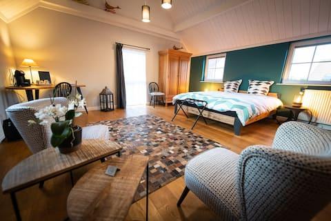 La MADAL - Suite i et hus i Brabançon-stil