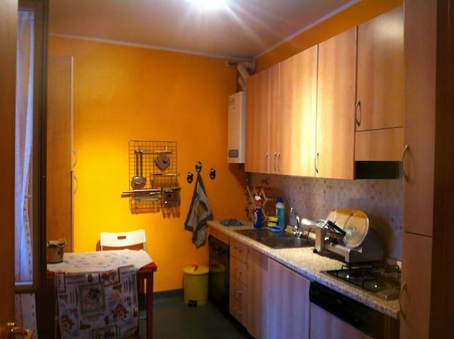 Appartamento in frontiera - Ponte Chiasso - Lejlighed