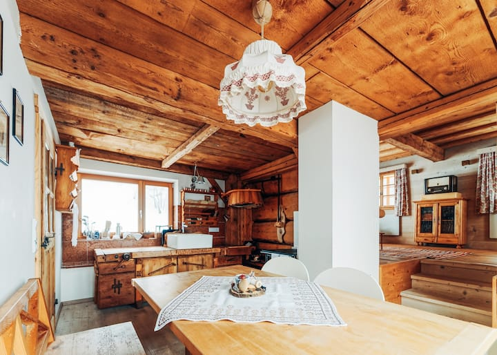 "Waldharmonie, Haus ""Tanne"", Salzkammergut Berge"