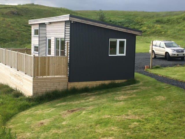 Cottage in south Iceland. ELDEY.