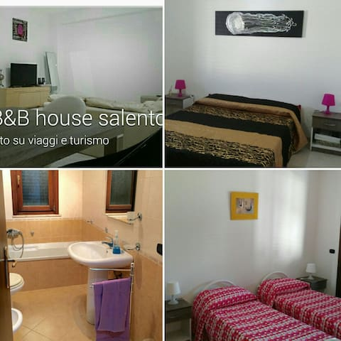 House Salento - Surbo - Bed & Breakfast