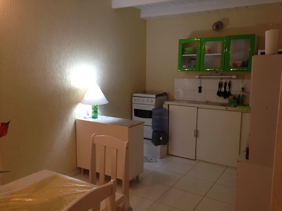 Cozinha apto 7