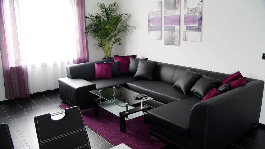 La Domus Superior (2 ZKB) Osnabrück / Lotte - Lotte - Apartament