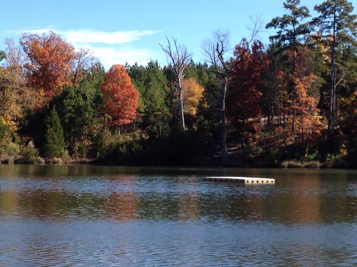 King Country Lake