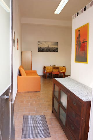 StudioRosselli/zonaC.Commerciale Forum/15minCenter - Palermo - Apartament