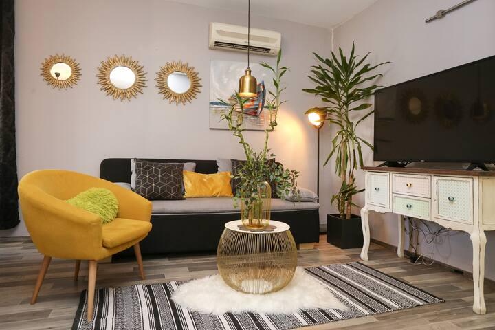 Luxury apartment Nina (ST) - One Bedroom Apartment