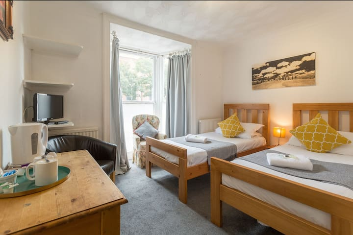 Cosy Twin Room, 5 minutes to Brighton Beach