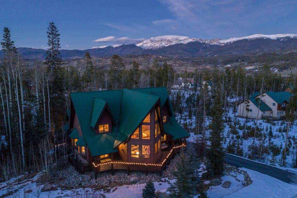 9 Bedroom Home in Winter Park