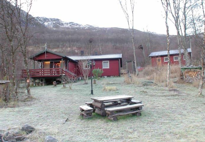Tromsø, Ramfjord - Hytte/enebolig with WiFi - Tromsø - House
