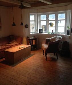 Hyggeligt gammelt fiskerhus. - Blokhus - Casa