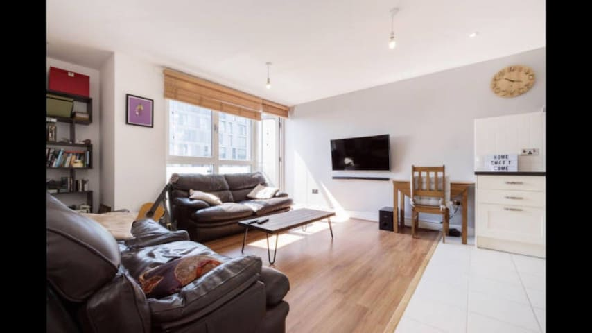 Fantastic flat, located close to Olympic Park