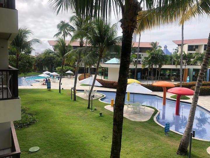 Flat /Marulhos Resort -Muro Alto/Porto de Galinhas