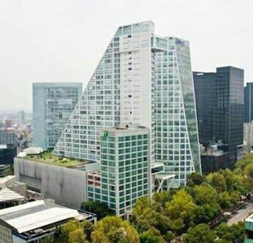 LUXURY APARTMENT  IN THE HEART OF THE CITY - Ciudad de México - Apartemen
