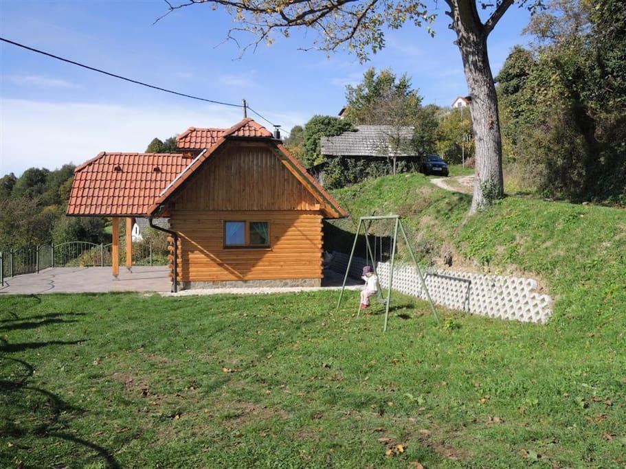 Vineyard Cottage Janko & Metka