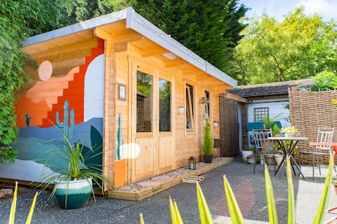 The Courtyard Cabin