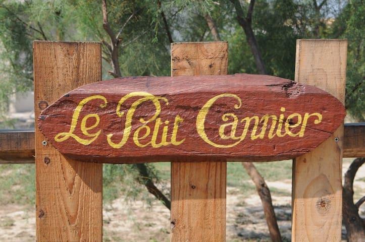 """Mazet """" Le Petit Cannier"""""""