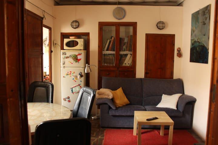 Habitación en Casa típica de Benimaclet
