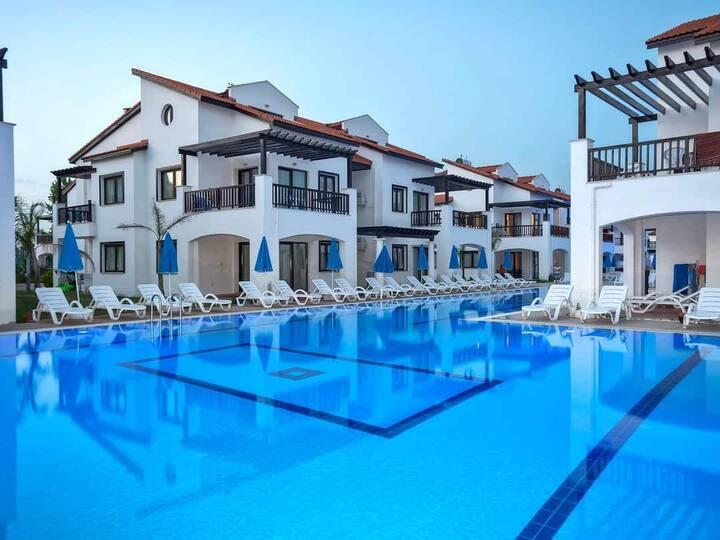 Belek'te Yemek ve İçecek Dahil Villa RİVER VİLLA