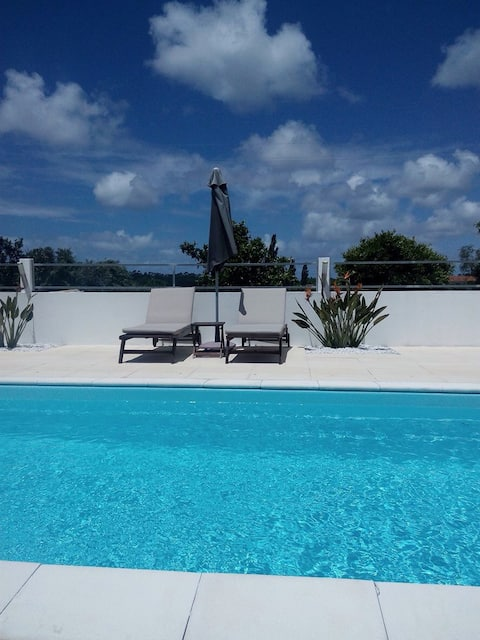 Casacalado studio with private pool and breakfast