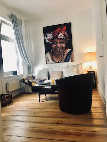 Cozy flat in the City Center of Hamburg