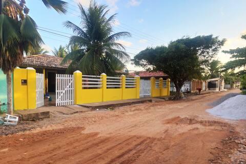 Casa de Praia - Miaí de Baixo, Litoral Sul Alagoas