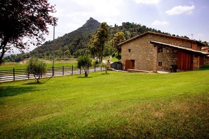Casa rural Can Cisquet, turismo rural de calidad