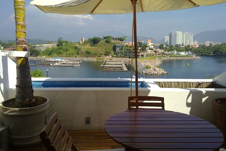 Incredible apartment in Porto Ixtapa private condo - Zihuatanejo - Apartment