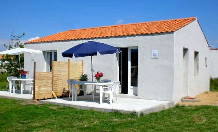 "Maison-Studio ""Tribord""  à Beauvoir-sur-Mer"