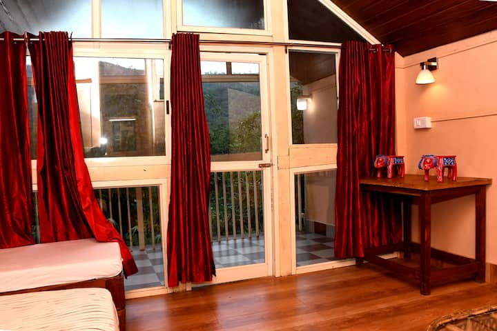 Family Cottages at Madikeri